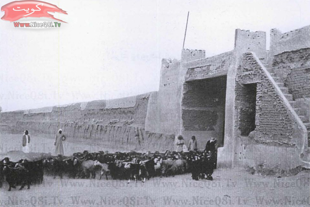 كذلك وصلت سفن الكويت الشراعية دلتا نهر الروفي