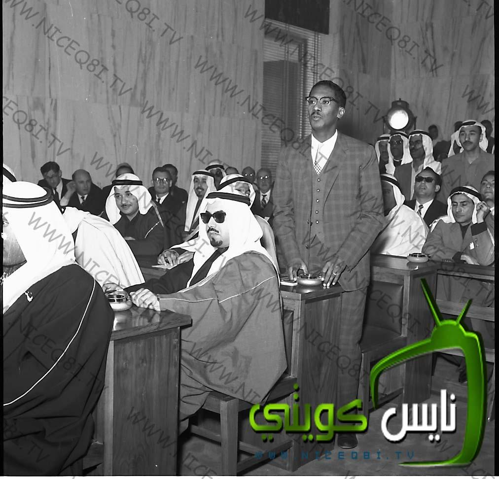 الدكتور احمد الخطيب والمغفور له بإذن الله الش