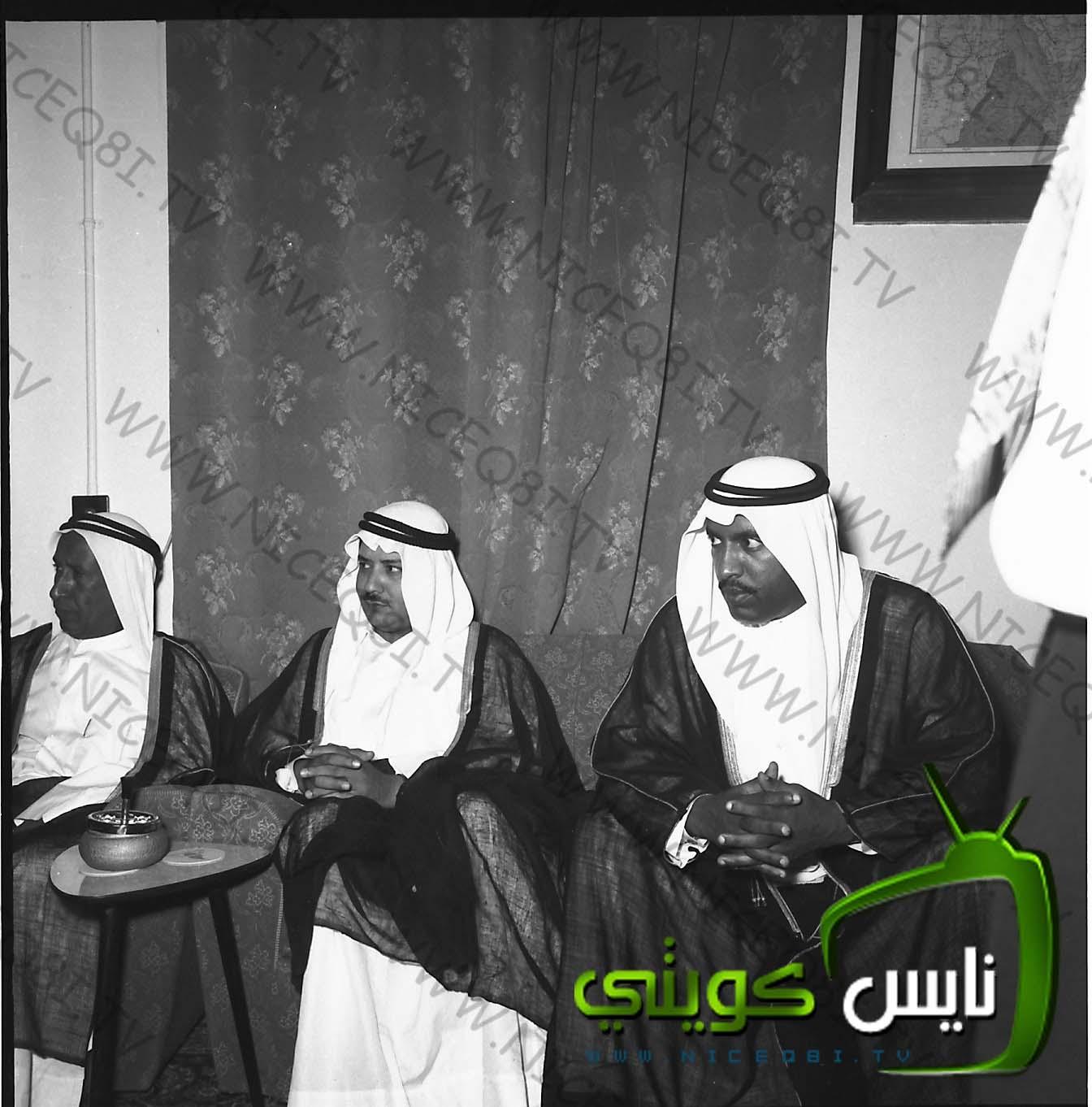 المغفور له بأذن الله الشيخ سعد العبدالله وزير