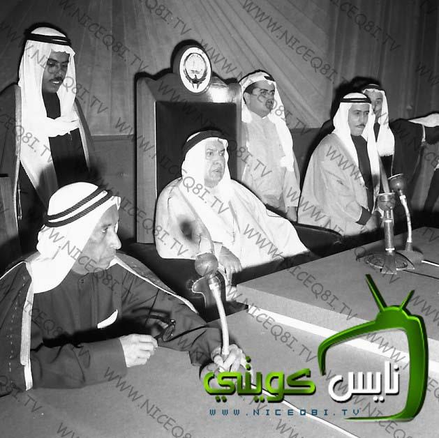 المغفور لهم بإذن الله الشيخ عبدالله السالم وو