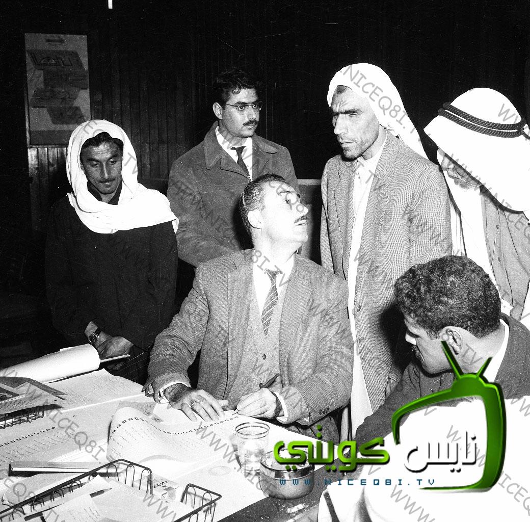 صور لأول عرس ديمقراطي تشهده البلاد عام 1963