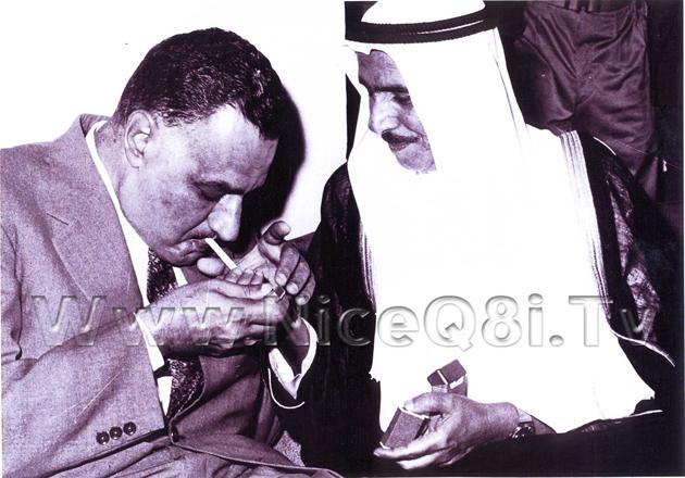 المغفور له بإذن الله الشيخ جابر الاحمد الجابر