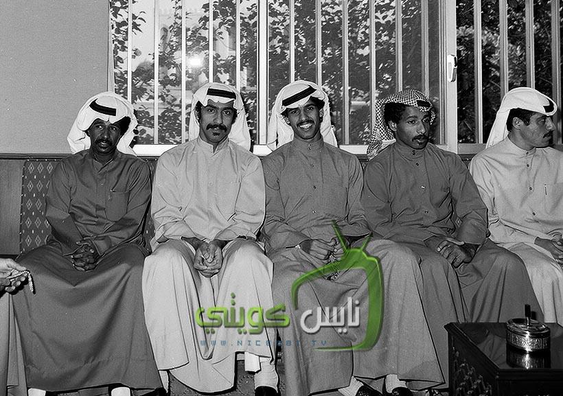 محمد كرم - وليد الجاسم - حمود فليطح - جاسم يع