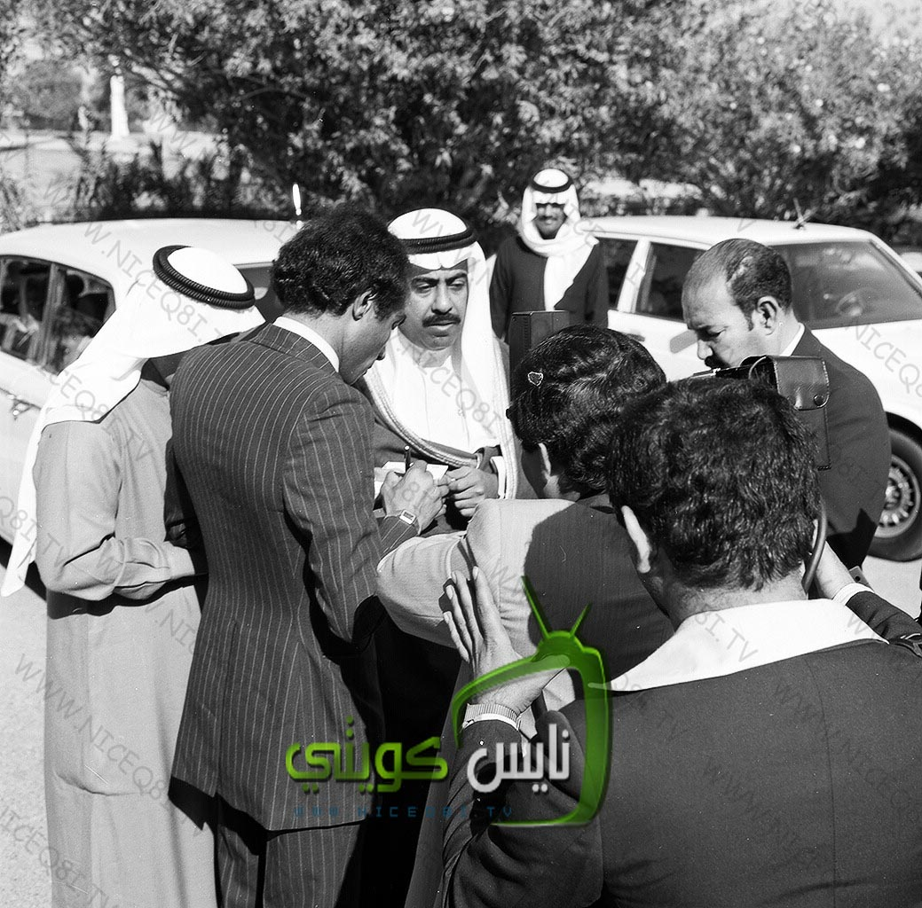 لقاء صحفي مع الشهيد فهد الاحمد بعد تأهل منتخب