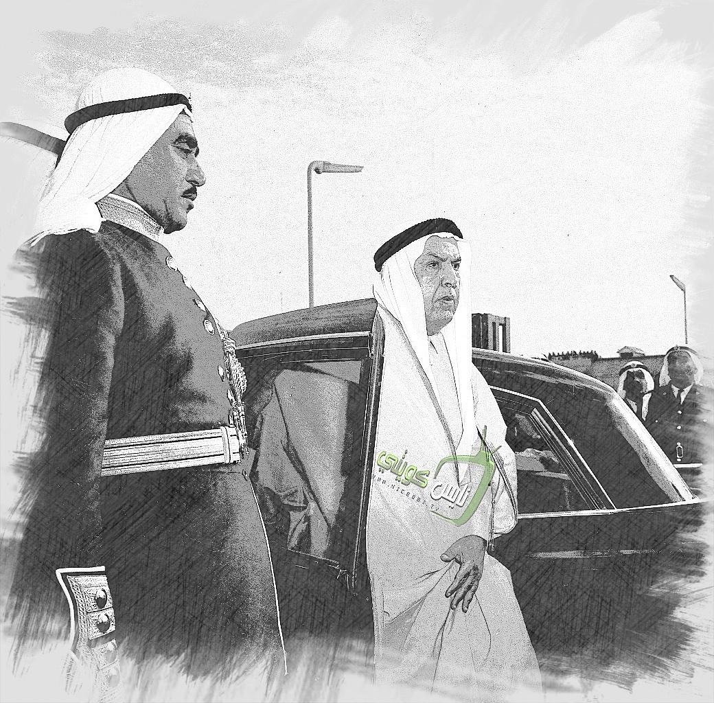 رائد الاستقلال الشيخ : عبدالله السالم الصباح