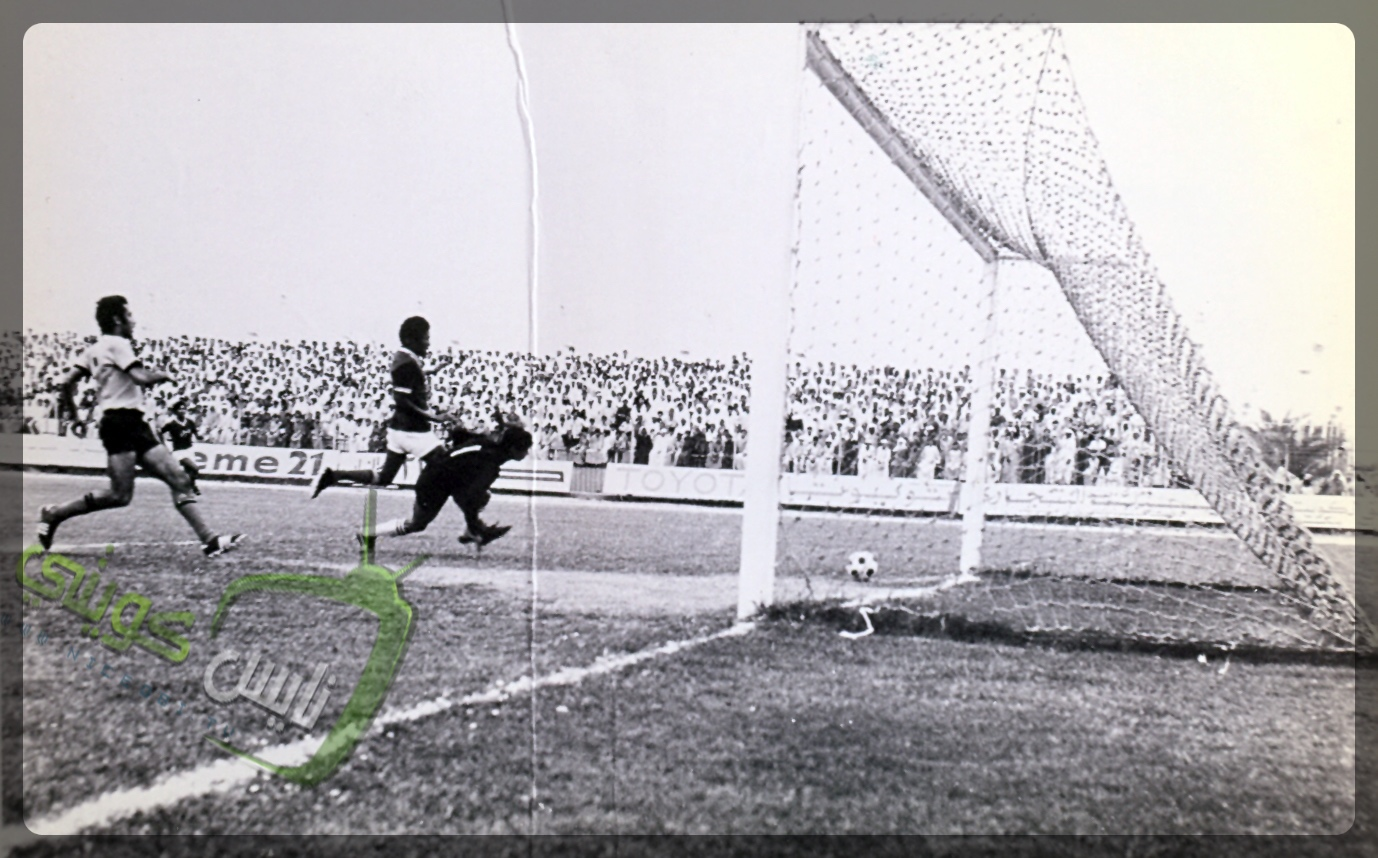 القادسية - العربي موسم 73-74