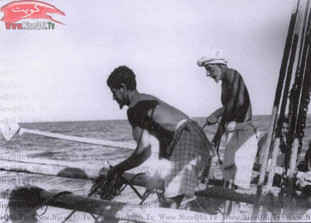 الكويت قطعة من صحراء شبه الجزيرة العربية وامت